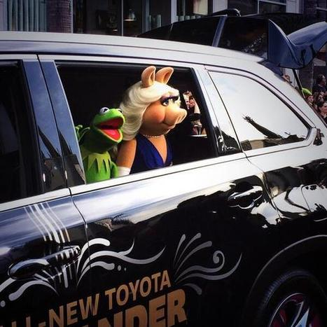Tweet from @TheMuppets   CLOVER ENTERPRISES ''THE ENTERTAINMENT OF CHOICE''   Scoop.it
