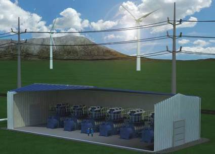 New Compressed Air Storage Deals Fatal  Blow To Zombie Lies About Wind And Solar | Sustain Our Earth | Scoop.it