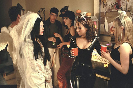 Does Halloween Give Girls A Pass in Slutty Behavior? | For Lovers of Paranormal Romance | Scoop.it