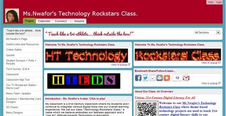 Ms.Nwafor's Technology Rockstars Class | Educational & Instructional Technology | Scoop.it