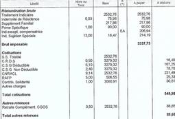 Les salaires des infirmières de catégorie A à la hausse | Actu'santé | Scoop.it