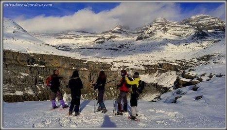Monte Perdido - miradoresdeordesa.com  | Facebook | Vallée d'Aure - Pyrénées | Scoop.it