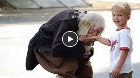 Ce SDF est l'homme le plus généreux du monde. Son histoire va vous bouleverser | Méli-mélo de Melodie68 | Scoop.it