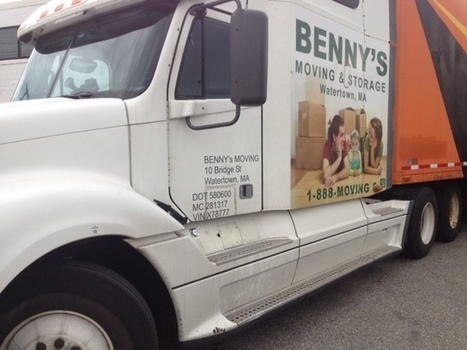 How to Find Hassle Free Moving Services Provider in Boston | Benny's Moving & Storage Inc | Scoop.it