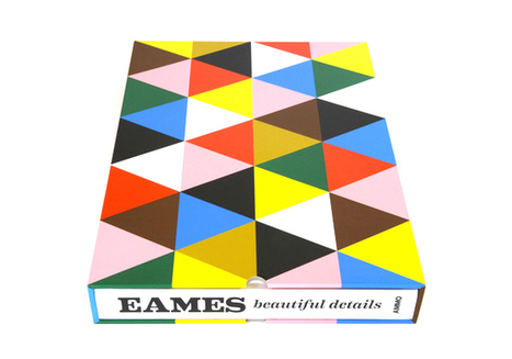 A Beautiful Book That Celebrates Eames' Legacy, Written By The Eames Family - DesignTAXI.com | Beautiful Books | Scoop.it