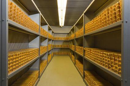 La Bundesbank rapatrie des tonnes d'or de France et des USA | Comprendre la menace | Scoop.it
