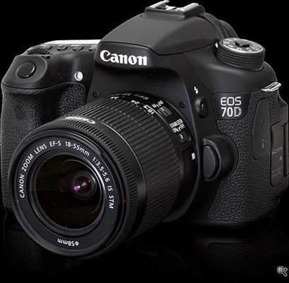Canon EOS 70D Hands-on Preview: Digital Photography Review | Indie Filmmaking | Scoop.it