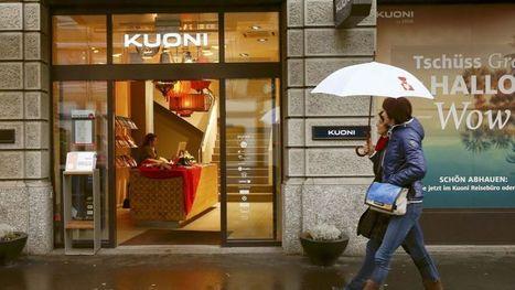 Kuoni abandonne ses activités de tour-opérateur - Le Figaro | World tourism | Scoop.it