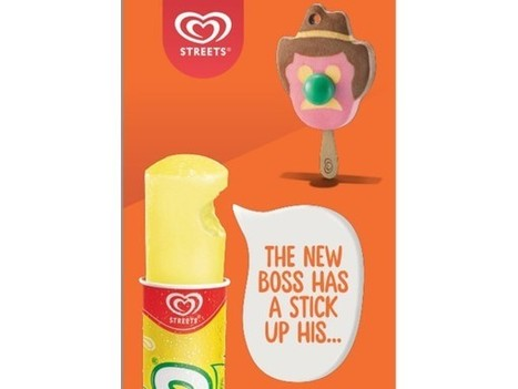 Full credit to the team behind the new Streets ice cream ads | advertising and marketing | Scoop.it