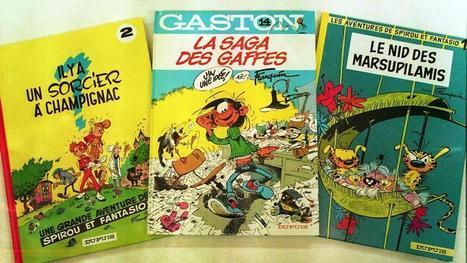 En images : ces BD adaptées au cinéma - DirectMatin.fr   Art#9   Scoop.it