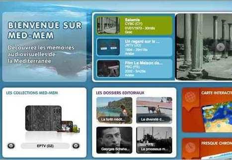 Près de 4.000 archives  audiovisuelles sur la Méditerranée accessibles en ligne   GénéaKat   Scoop.it