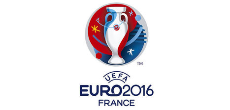 Euro 2016 : Le logo dévoilé | Identité de marque | Scoop.it