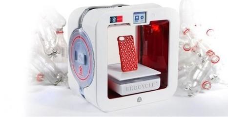 L'imprimante 3D Ekocycle Cube fabrique des objets avec des bouteilles | ENERLAB TRANSITION ENERGETIQUE | Scoop.it
