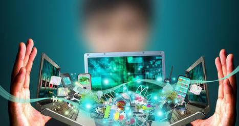 """""""Le phénomène des objets connectés du quotidien est un processus qui prend du temps""""   L'Atelier: Disruptive innovation   Wearable glass   Scoop.it"""