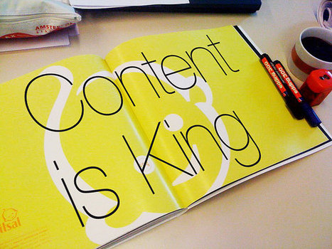 Content Marketing – Why a Business Need it Badly? | Ecommerce | Scoop.it