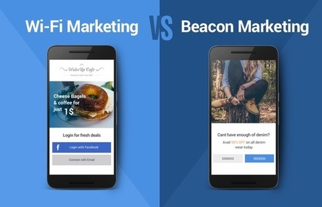 #WiFi Marketing vs #Beacon Marketing: How it Works and How to go about Implementing it | itsyourbiz | Scoop.it