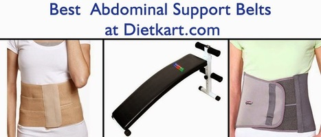 Abdominal support systems online | Fitness | Scoop.it