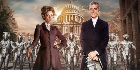 Doctor Who Season 9 Premiere TV Spot & Synopsis: Maximum Extermination   Doctor Who and life beyond that Mad Man in a box!   Scoop.it