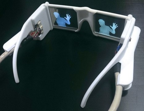 Des Smart Glass pour aider les malvoyants   Geeks   Scoop.it