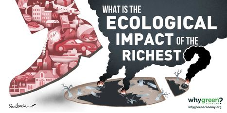 The inequality of overconsumption: The ecological footprint of the richest | Green economy | Scoop.it