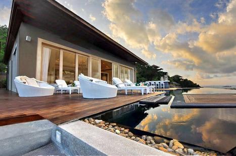 Modern Villa Thailand: Luxury Villa Michaela Design | Interior design | Scoop.it