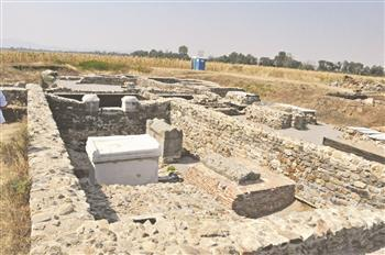 Turkish archaeologists reveal 6th century baptistery abroad   archaeology   Scoop.it