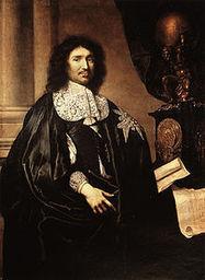 6 septembre 1683 à Paris mort de Jean-Baptiste Colbert | Racines de l'Art | Scoop.it