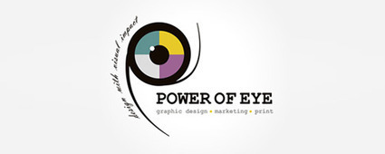 20 Logos based on Eyes - Amazing Collection | Logo Design By ... | timms brand design | Scoop.it