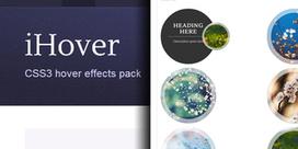 iHover une collection de survols en HTML5 et CSS3 | Toute l'actualité du webdesign | Scoop.it