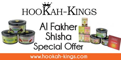 Shisha Online - High quality Shishas | Hookah Online | Scoop.it