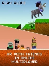 The Blockheads v1.4.0.4 Apk | Android - Central Of Apk | Android Games Apps | Scoop.it