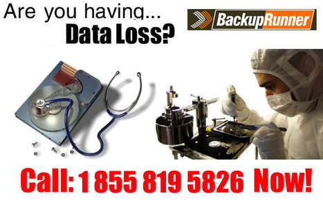 Affordable Data Recovery Services by BackupRunner | Backuprunner Inc | Scoop.it