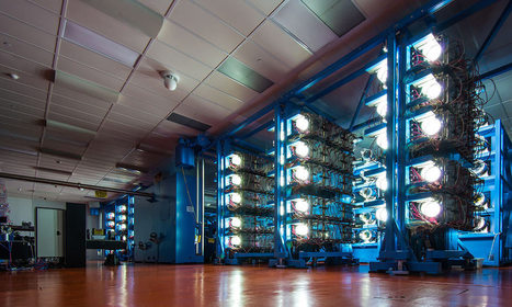 A first for direct-drive fusion   Nuclear Physics   Scoop.it