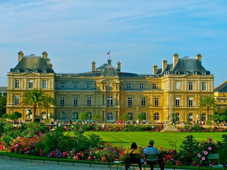 Jardin-du-Luxembourg, Travel places of Paris, photo gallery of France, Travel images, Travel location | TravellBoss | Scoop.it