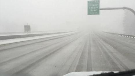 Wednesday Storm Could Break Denver's All-Time February Snow Record - CBS Local | gourmet jam | Scoop.it