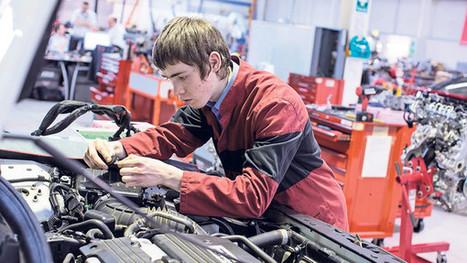 UK employers in nervous wait for details of apprenticeship levy - FT.com | International Education | Scoop.it