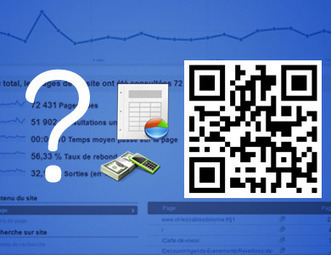 Tracez les performances de vos QR Codes | mapgraphic | Scoop.it