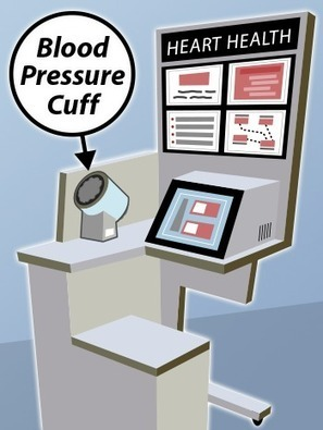 Consumer Updates > Blood Pressure Monitoring Kiosks Aren't for Everyone | Heart and Vascular Health | Scoop.it