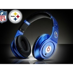 Monster Beats Studio Pittsburgh Steelers Headphones MB67 | beats by dre pittsburgh steelers | Scoop.it