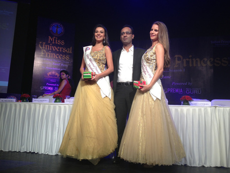 Miss Universal Princess 2013 comes to India | The Humming Notes | Scoop.it