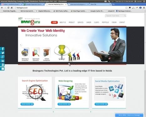 SEO Company India | Brain Guru | Scoop.it