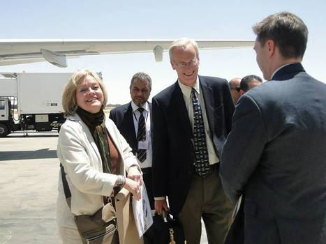 New US ambassador Deborah Kay Jones arrives in Tripoli - Libya Herald | Saif al Islam | Scoop.it