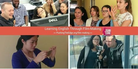 Building Confidence and Literacy through Film-Making - Pushing the Edge Consulting | Mundos Virtuales, Educacion Conectada y Aprendizaje de Lenguas | Scoop.it