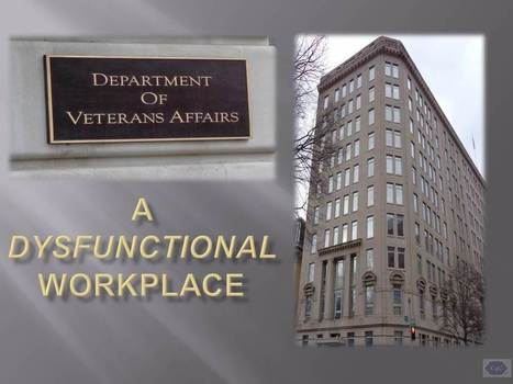 OpEdNews Article: Article: Veterans Affairs: Endangering Veterans and Victimizing Its Workforce | U.S. Department of Veterans Affairs (Exposed) | Scoop.it