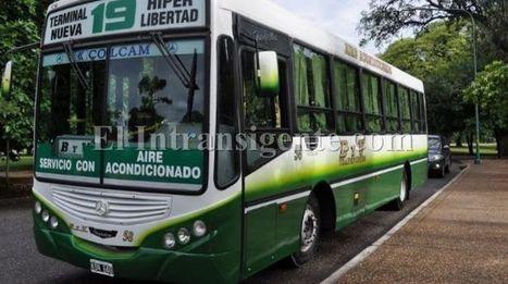Tucumán: La línea 19 incorporó el sistema QR y GPS en todas sus ... - El Intransigente | VIM | Scoop.it