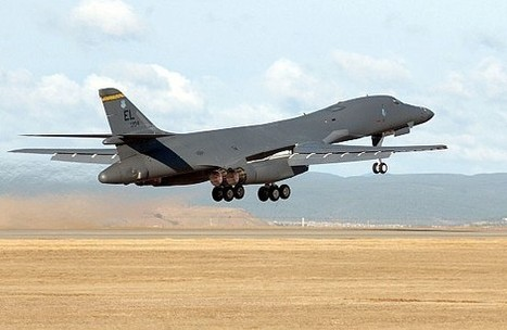 What is the US Air Force's New Bomber For? | The Diplomat | becoming a pilot through military | Scoop.it