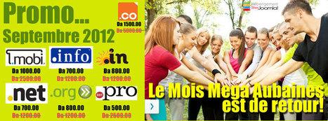 Promotions 50% réduction sur packs d'hébergement   News Tech Algérie   Scoop.it