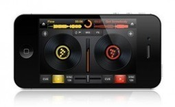 MixVibes CrossDJ for iPhone Review   DJing   Scoop.it