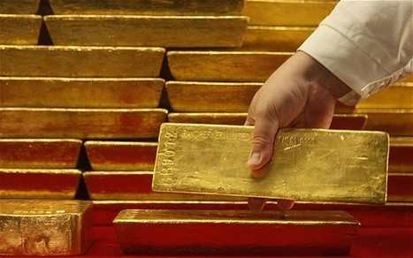 'Physical Gold' to gain on German repatriation plan | Gold and What Moves it. | Scoop.it