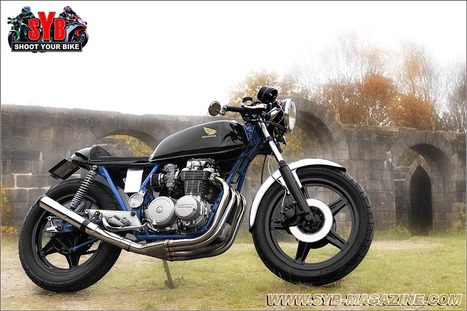 Honda CB650 café racer | Cafe Racers | Scoop.it